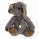 SALE Charlie Bears Cornet Elephant Minimos Collection