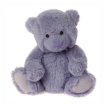 Charlie Bears Travel Buddy Lilac Livingstone