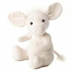 Charlie Bears Baby Boutique Wilbur Cow