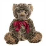Charlie Bears Clinton Bear Secret Collection