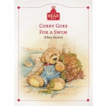 Alice's Bear Shop Book Cobby Goes for a Swim