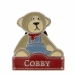 Alice's Bear Shop Pin Badge Cobby