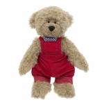 Alice's Bear Shop Clothing Cobby Dungaree Red