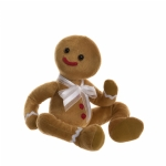 Charlie Bears Plush Dunk Gingerbread Man
