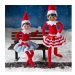 SALE Official Elf On The Shelf X2 Twirling Skirts