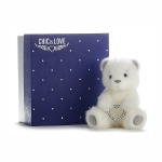 Swarovski Love Heart Bear in Gift Box