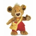 Steiff Knopf Brown Dressed Teddy Bear