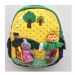 SALE Handmade Backpack Large Postman