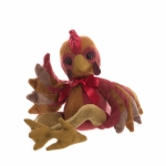 SALE Charlie Bears Plush Lil Red Chicken