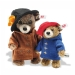 Steiff Mini Aunt Lucy and Paddington Set