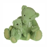 Charlie Bears Baby My First Meadow Green Large