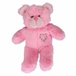Make Your Own Pink Patch Teddy Bear