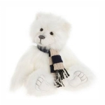 Charlie Bears Snowbaby Bear Secret Collection
