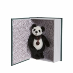 Charlie Bears Book Plush Snuggleability