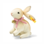 SALE Steiff Hazel Velvet Cream Rabbit