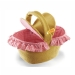 Steiff Soft Plush Picnic Basket