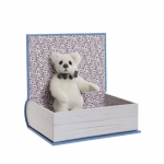 Charlie Bears Book Plush Study Buddy