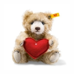 SALE Steiff Teddy Bear with Heart