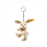 SALE Steiff Tiny Rabbit Pendant Keyring