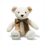 Steiff Cosy Year Bear 2019 Soft Plush