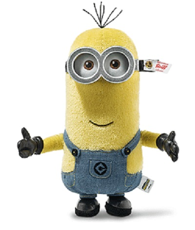 Steiff Minion Kevin from Minions