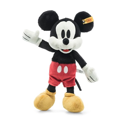 Steiff Disney Mickey Mouse Soft Cuddly