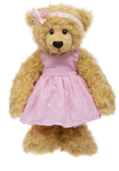 Alice's Bear Shop Sandy Pink Dress