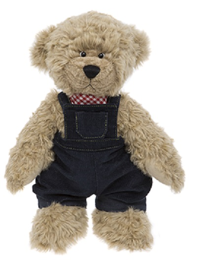 Alice's Bear Shop Cobby Dungaree Blue