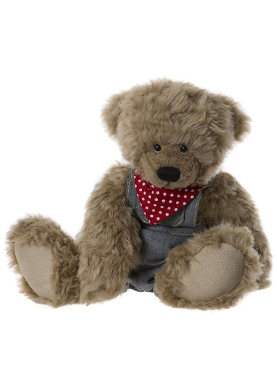 Alice's Bear Shop Cobby Bear