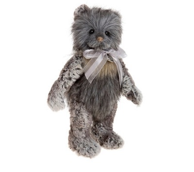 Charlie Bears Plush Winter Secret Collection