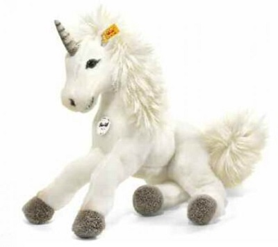 Steiff Large Starly Dangling Unicorn