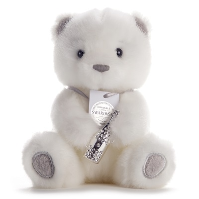 Swarovski Celebration Bear in Gift Box