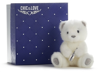 Swarovski Celebration Bear Box
