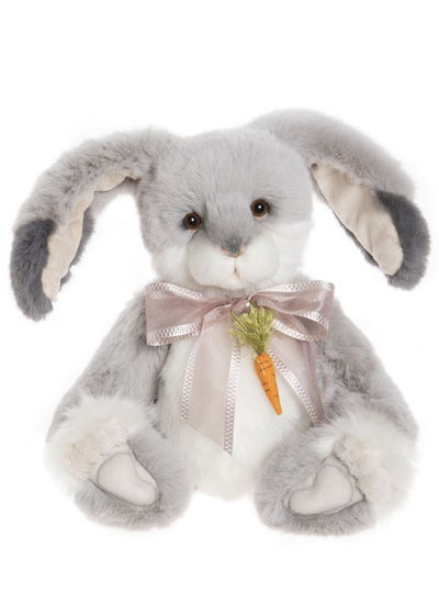 Charlie Bears Cabbage Rose Rabbit